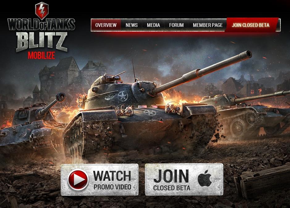 World of Tanks Blitz entra in closed beta, ecco il trailer (video)