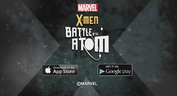 X-Men: Battle of the Atom, il nuovo card game degli X-Men disponibile sul Play Store (video)