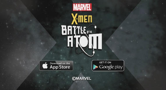 X-Men Battle Of The Atom Header