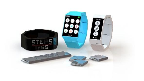 Project Ara crea proseliti: dall'Inghilterra il primo smartwatch modulare (video)