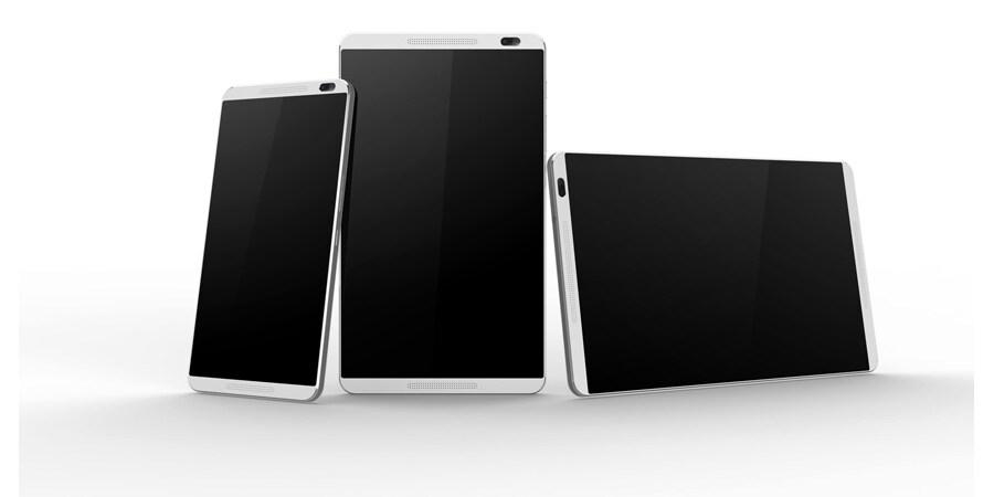 Primi render dei nuovi Huawei Vogue 7, 8 e 10 (foto)