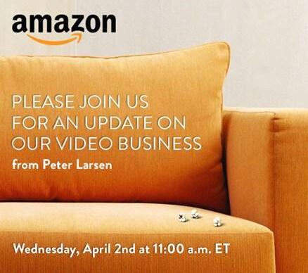 Amazon fissa un evento per il 2 aprile: probabile l'arrivo di un Box TV