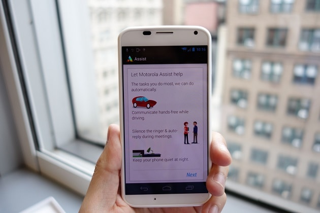 Motorola Assist si aggiorna con novità per le riunioni