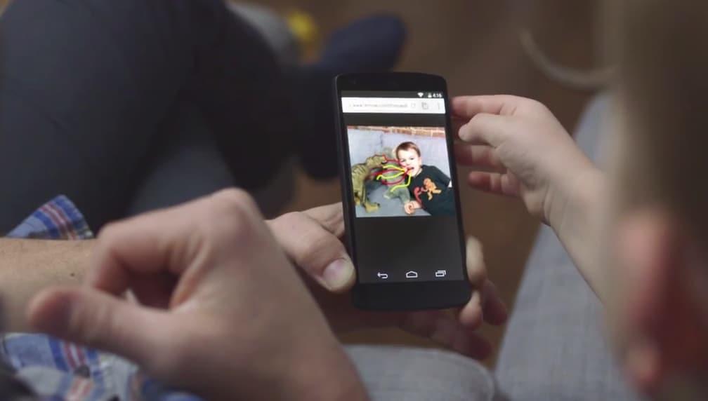 Google presenta Photowall, una nuova app per Chromecast disponibile su iOS, Android e browser Chrome (video)