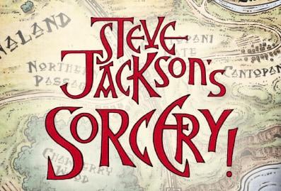 Il librogame Sortilegio (Sorcery!) sbarca finalmente su Android (foto)