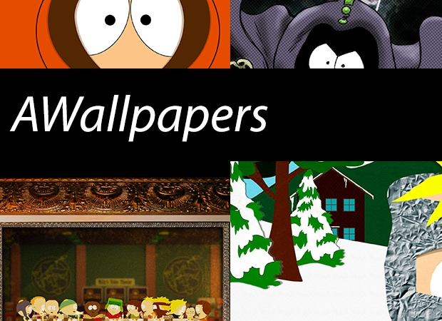 AWallpapers: 18 sfondi su South Park per smartphone e tablet