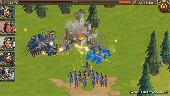 Age Of Empires World Domination Android 1