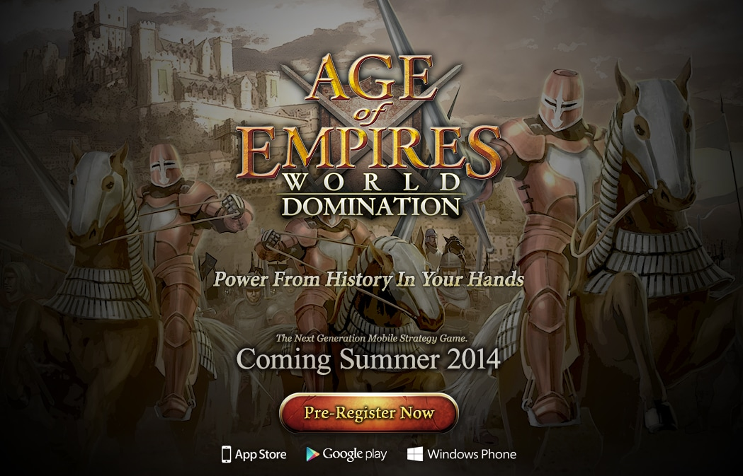 Age Of Empires World Domination Android