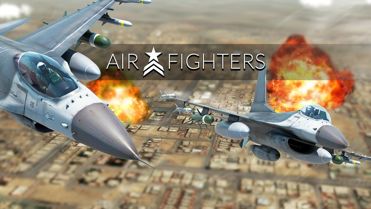 AirFighters Pro Header