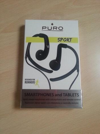 Auricolari Puro Sport_3