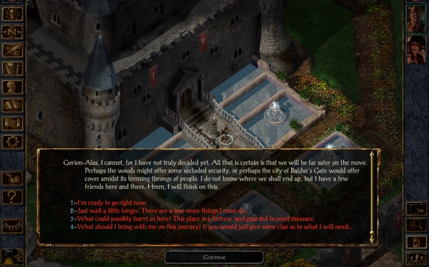 Baldur's Gate Enhanced Edition Android (1)