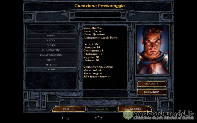 Baldur's Gate Enhanced Edition Android (3)