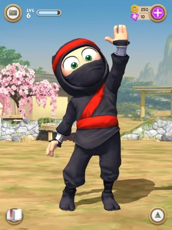 Clumsy Ninja Android Sample (5)