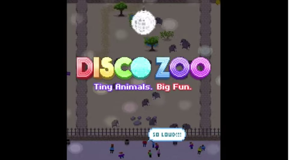 Disco Zoo Header