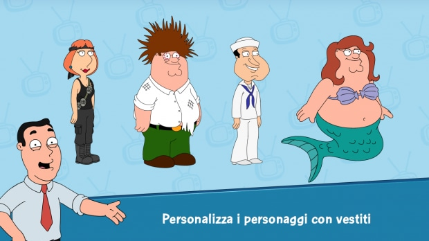 Family Guy The Quest for Stuff Android (5)