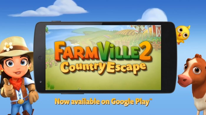 FarmVille 2 Android Header