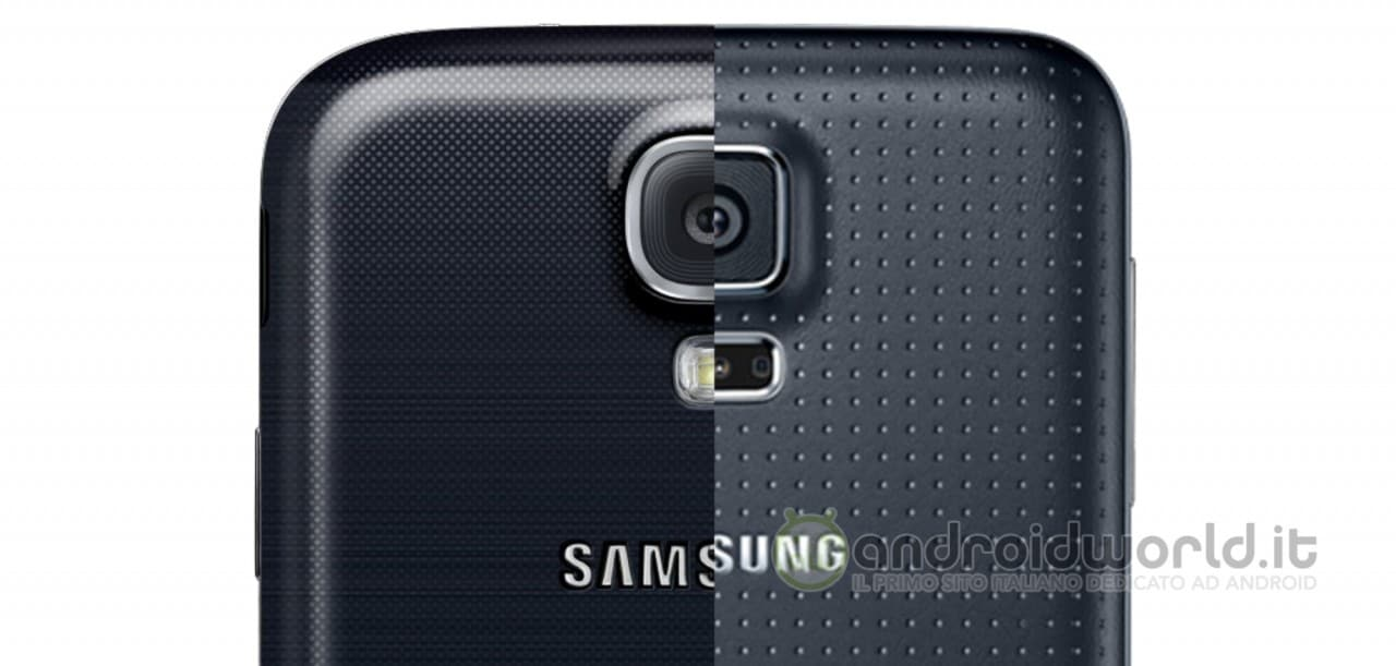Samsung Galaxy S4 vs S5