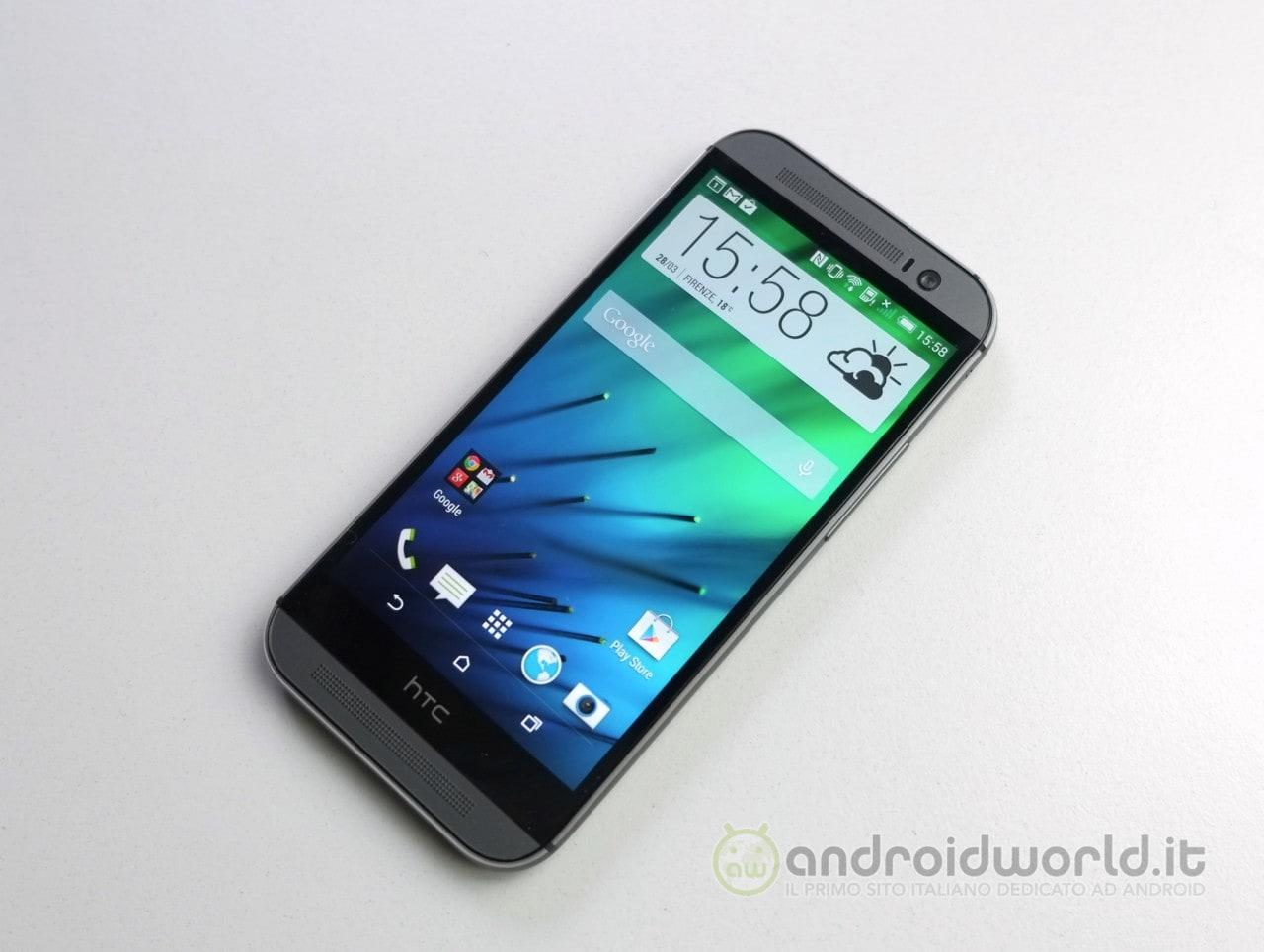 HTC One (M8) 01