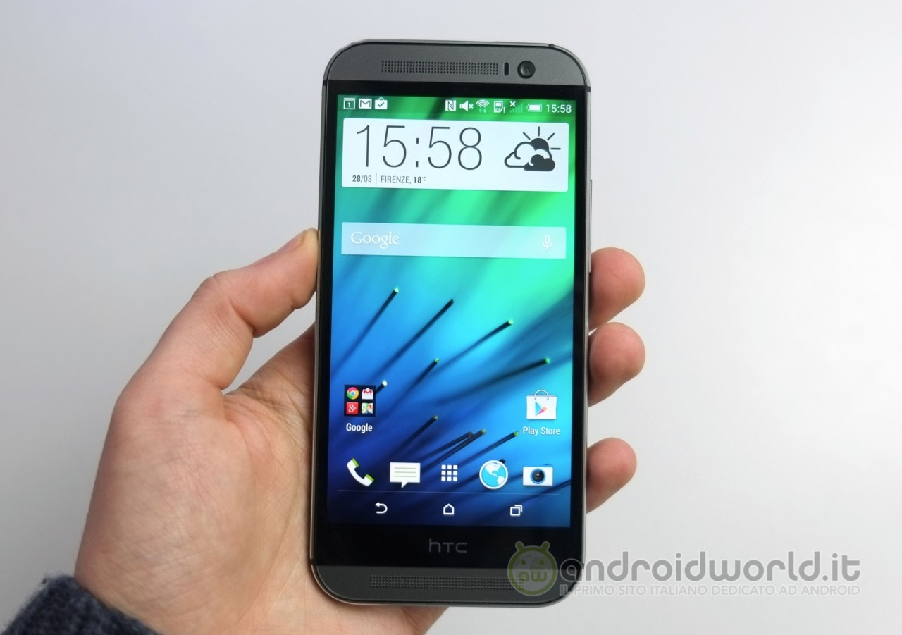 HTC One (M8) riceve Android 6.0 Marshmallow con Sense 7, a Taiwan