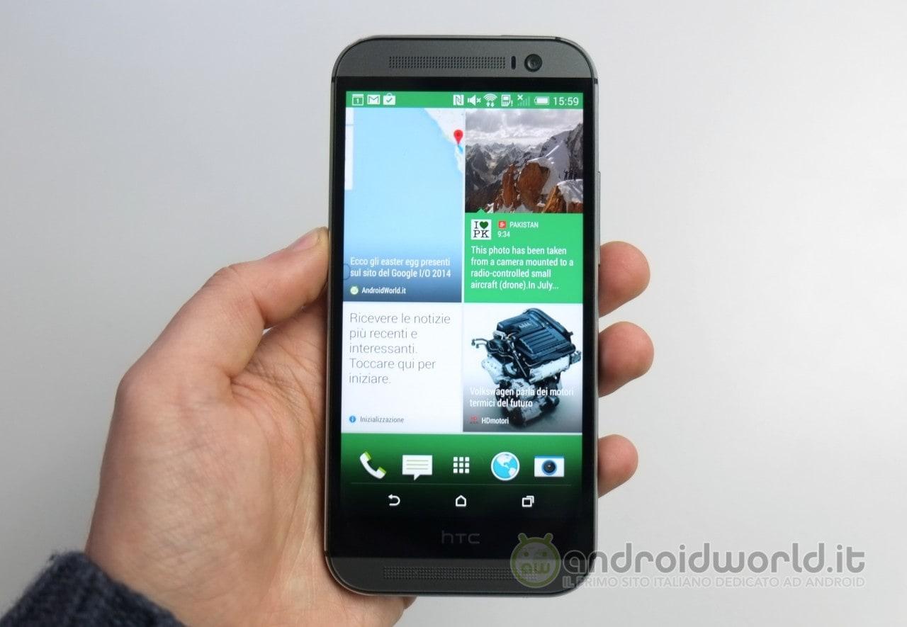 HTC One (M8) 09