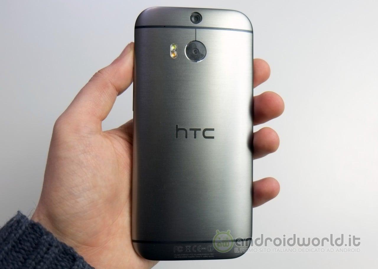 HTC One (M8) in arrivo in Cina con la plastica al posto del metallo?