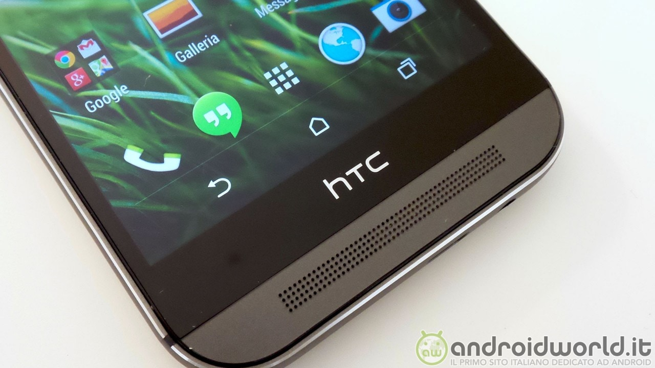 HTC One (M8) logo