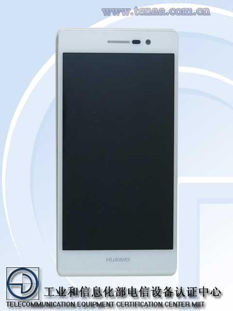 Huawei Ascend P7 compare in nuove foto in Cina