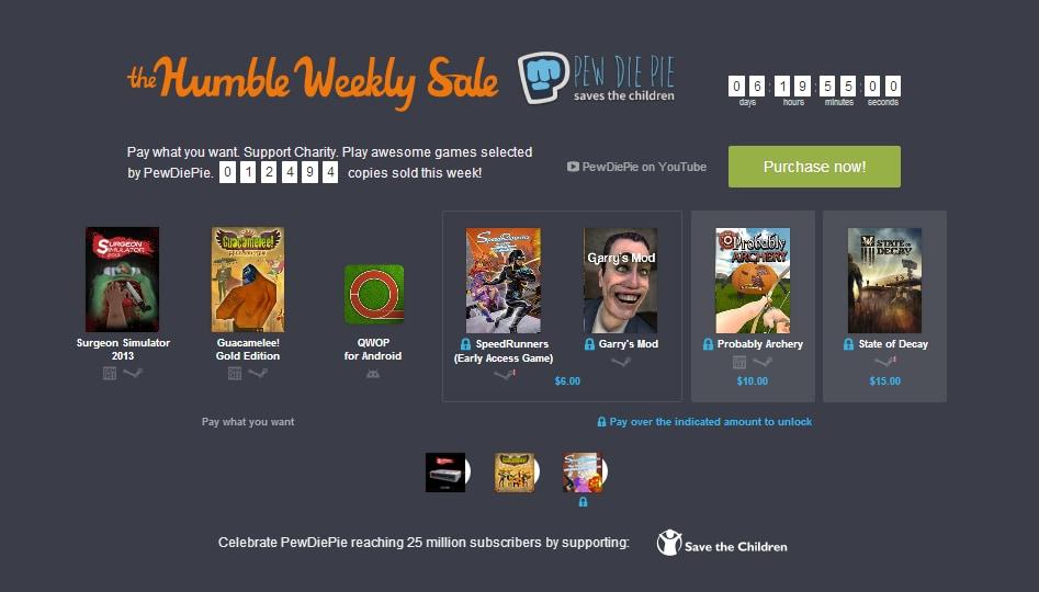 Humble Weekly Sale contiene un gioco per Android: l'irriverente QWOP (video)