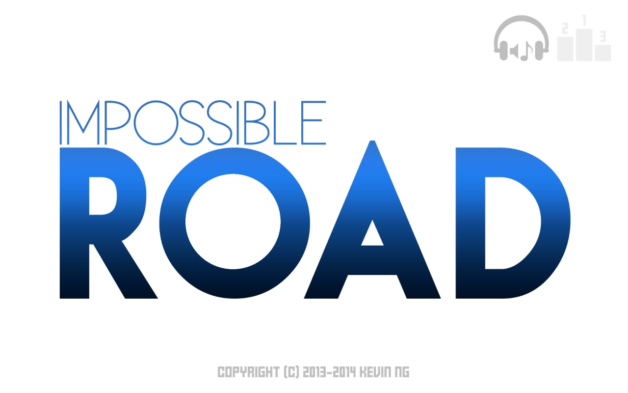 Impossible Road Titolo