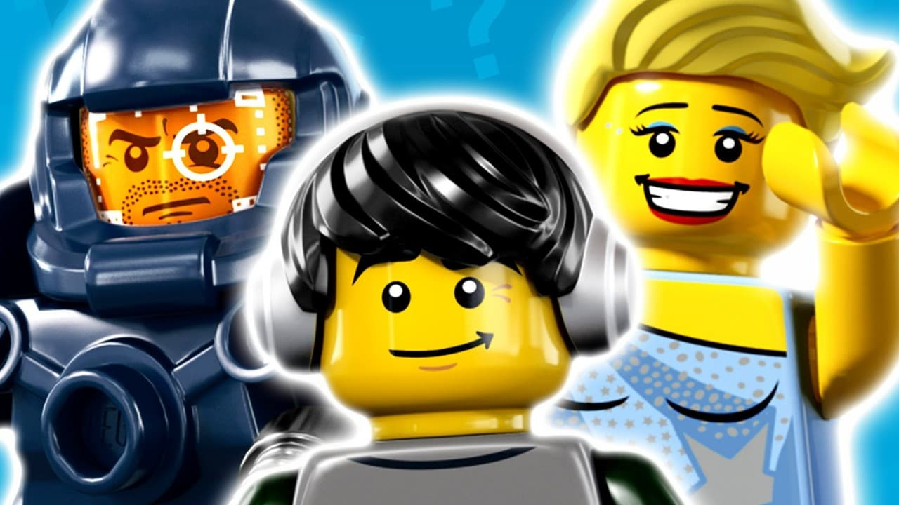 LEGO Minifigures Online YouTube
