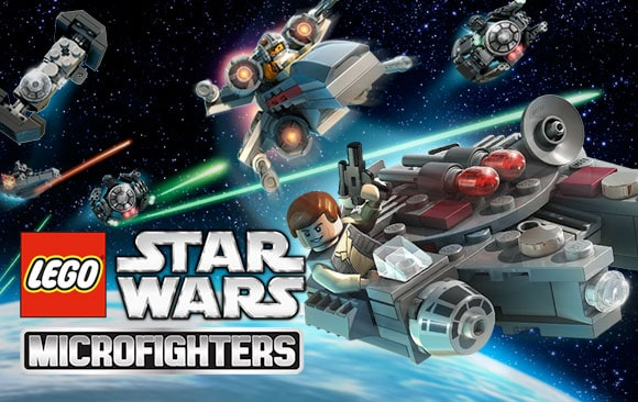 LEGO Star Wars Microfighters Android Header