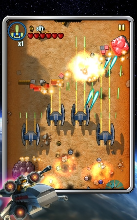 LEGO Star Wars Microfighters Android Sample (2)