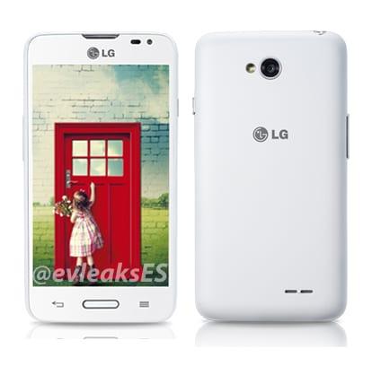 LG L65: un nuovo entry-level mostrato nel suo primo render