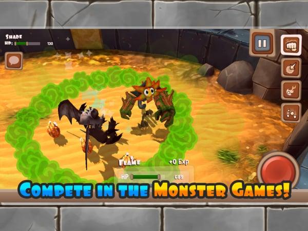 Monster Adventures Galleria 4