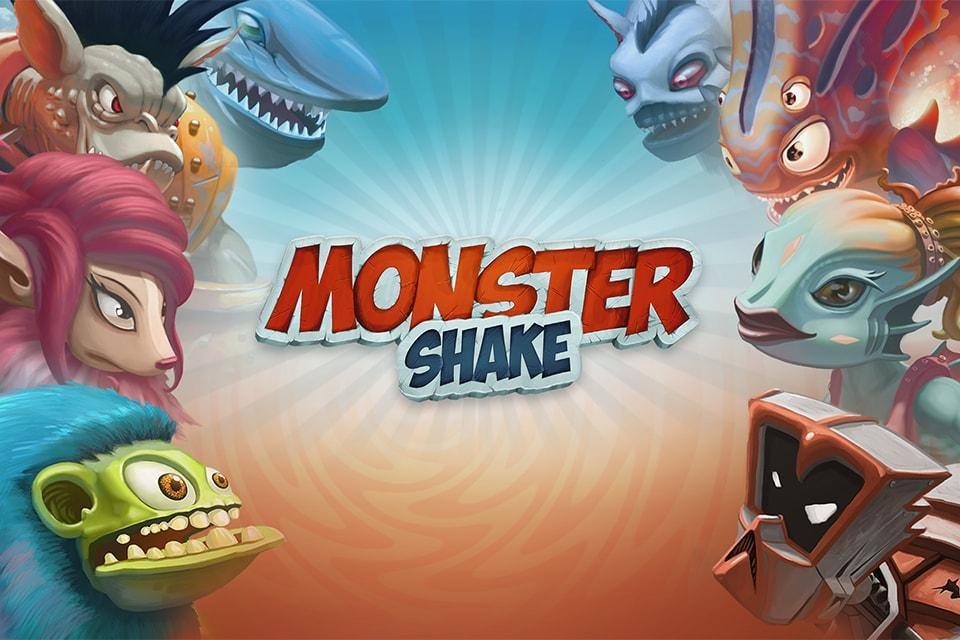 Monster Shake Header