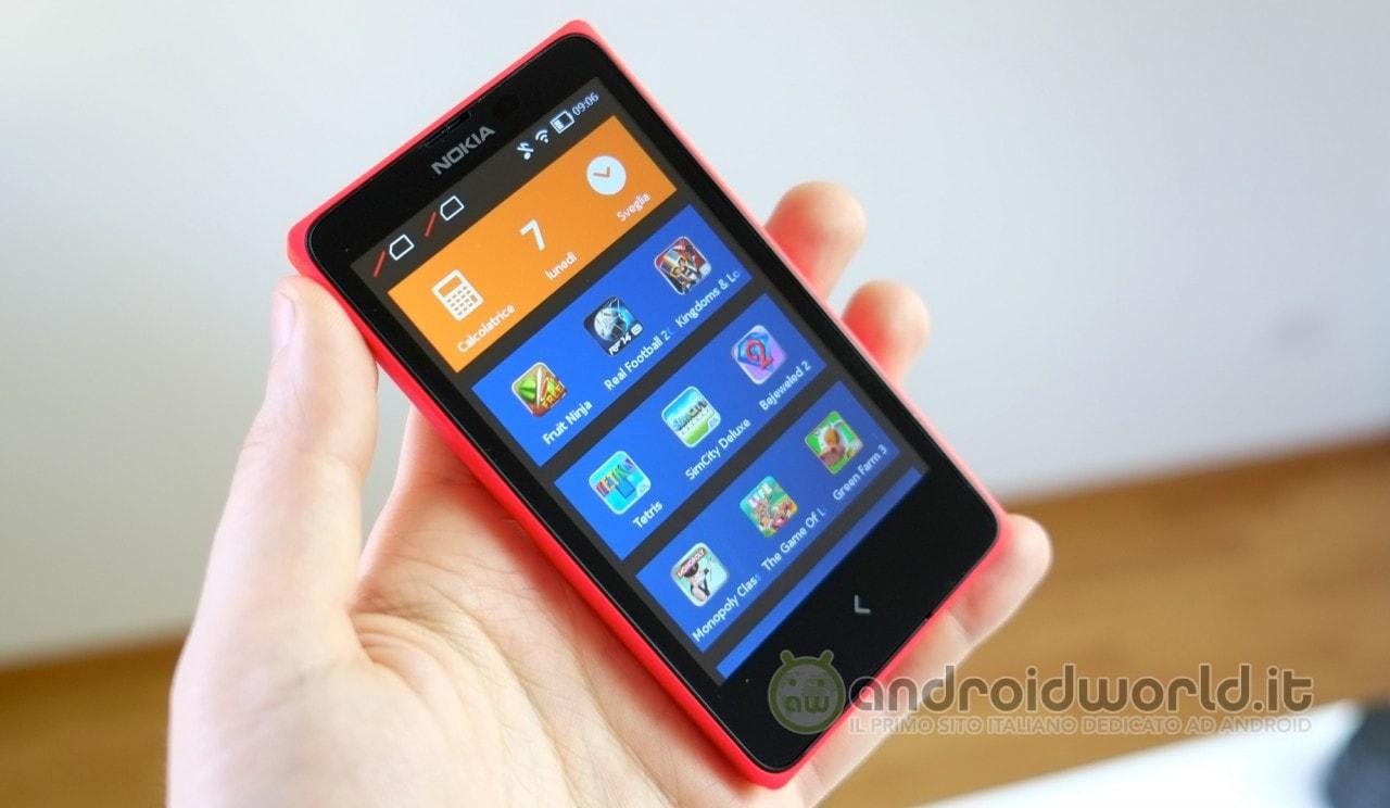 Nokia X riceve un aggiornamento che introduce OneDrive e altro (video)