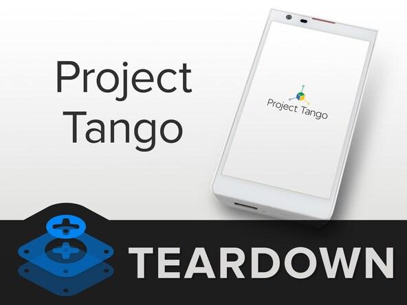 Project Tango smontato da iFixit: un (quasi) top di gamma che mappa l'ambiente circostante (foto)