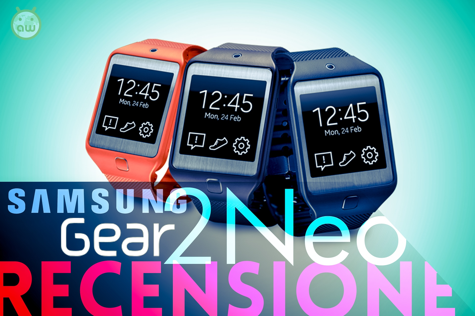 recensione samsung gear 2 neo androidworld. Black Bedroom Furniture Sets. Home Design Ideas