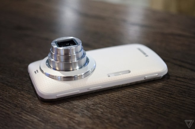 Samsung Galaxy K Zoom 5