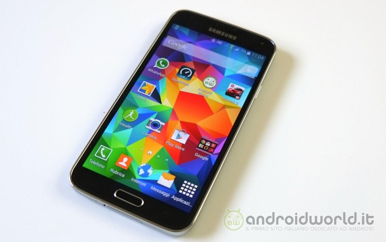 Come aumentare il volume di Samsung Galaxy S5 (guida)