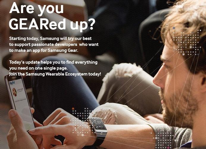Samsung Gear Challange
