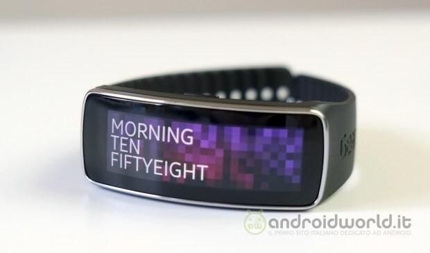 Samsung Gear Fit 18