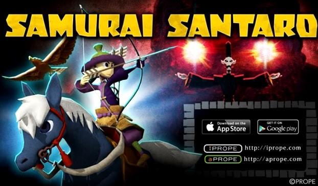 Samurai Santaro Header
