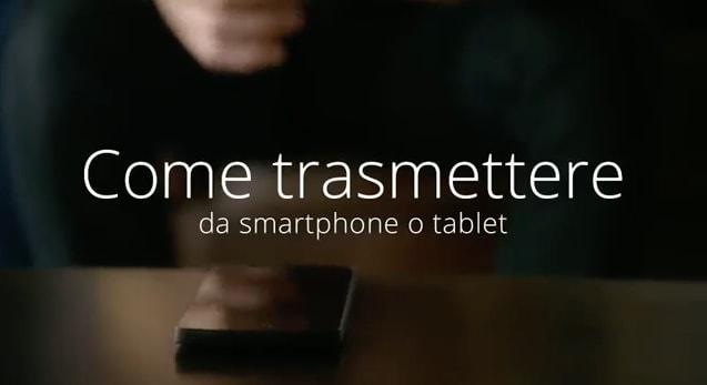 Lo spot in italiano di Chromecast ci spiega come usare la pennina di Google (video)