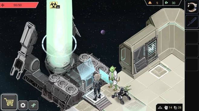 Shattered Planet (RPG) Android (4)