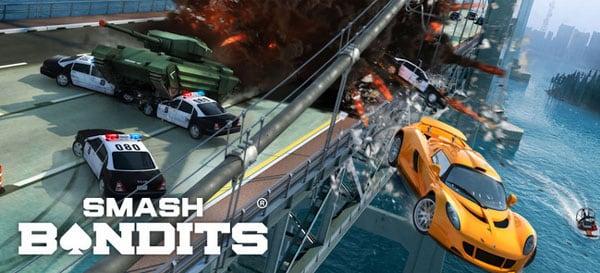 Smash Bandits Racing Header