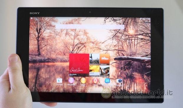 Sony Xperia Z2 Tablet 12