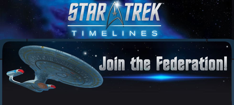 Star Trek Timelines, in arrivo su Android un gioco ispirato alla serie di fantascienza (video)