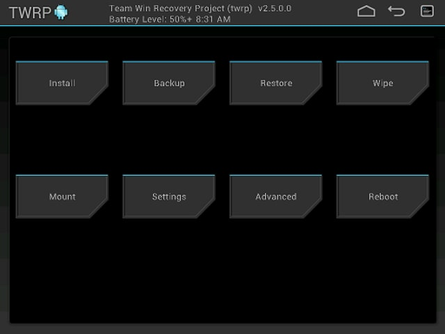 TWRP-Tablet-Home-Screen