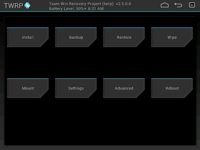 Recovery TWRP per Samsung Galaxy Note PRO 12.2 ora disponibile (guida)
